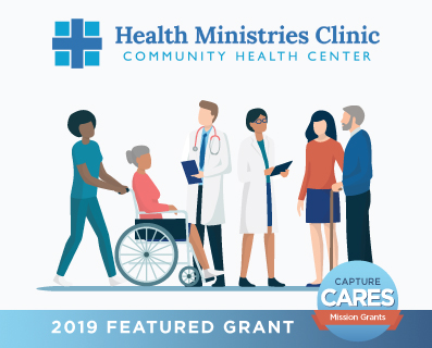 Health Ministries Clinic - Grant header small